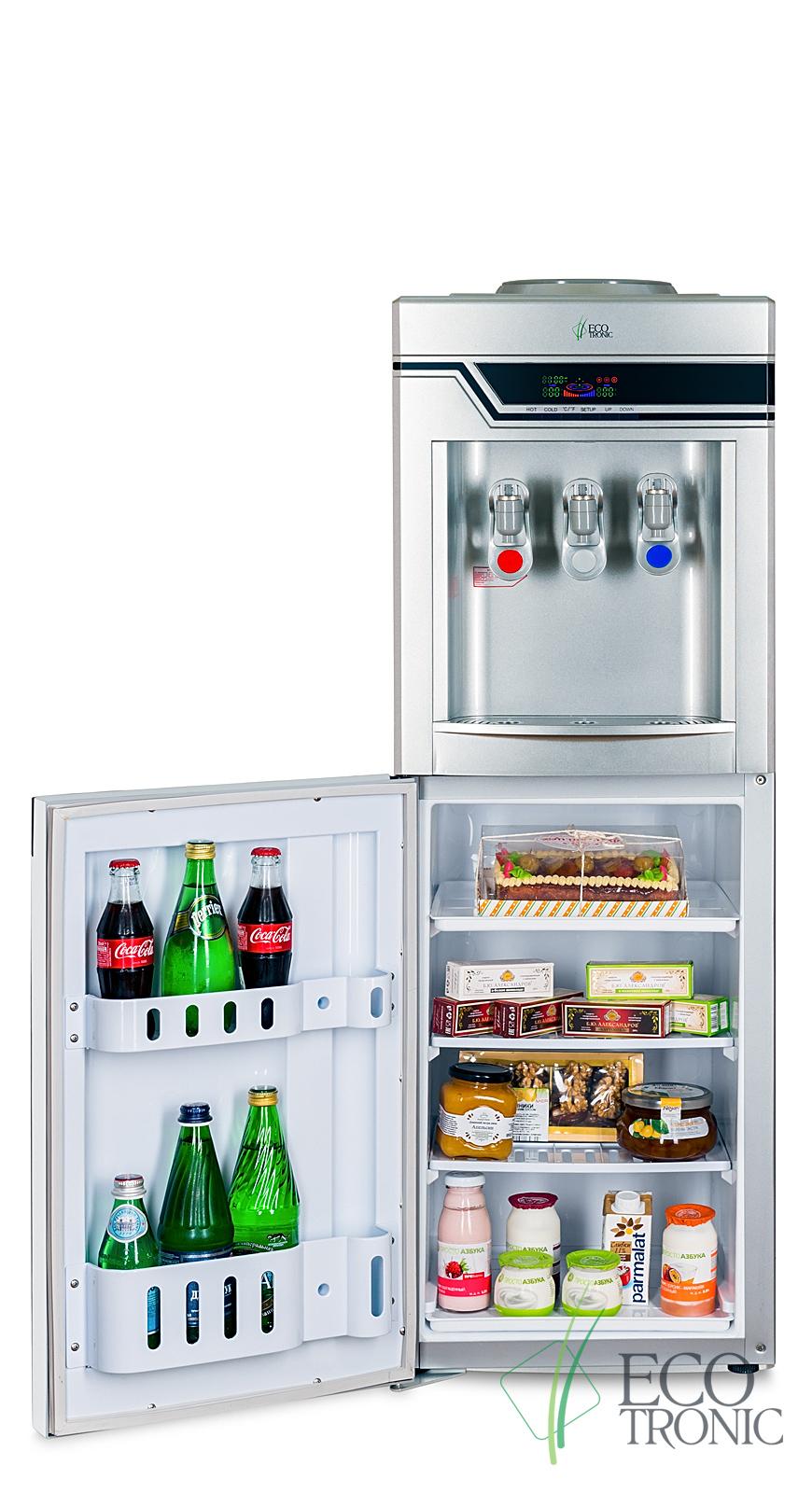 Холодильник из кулера