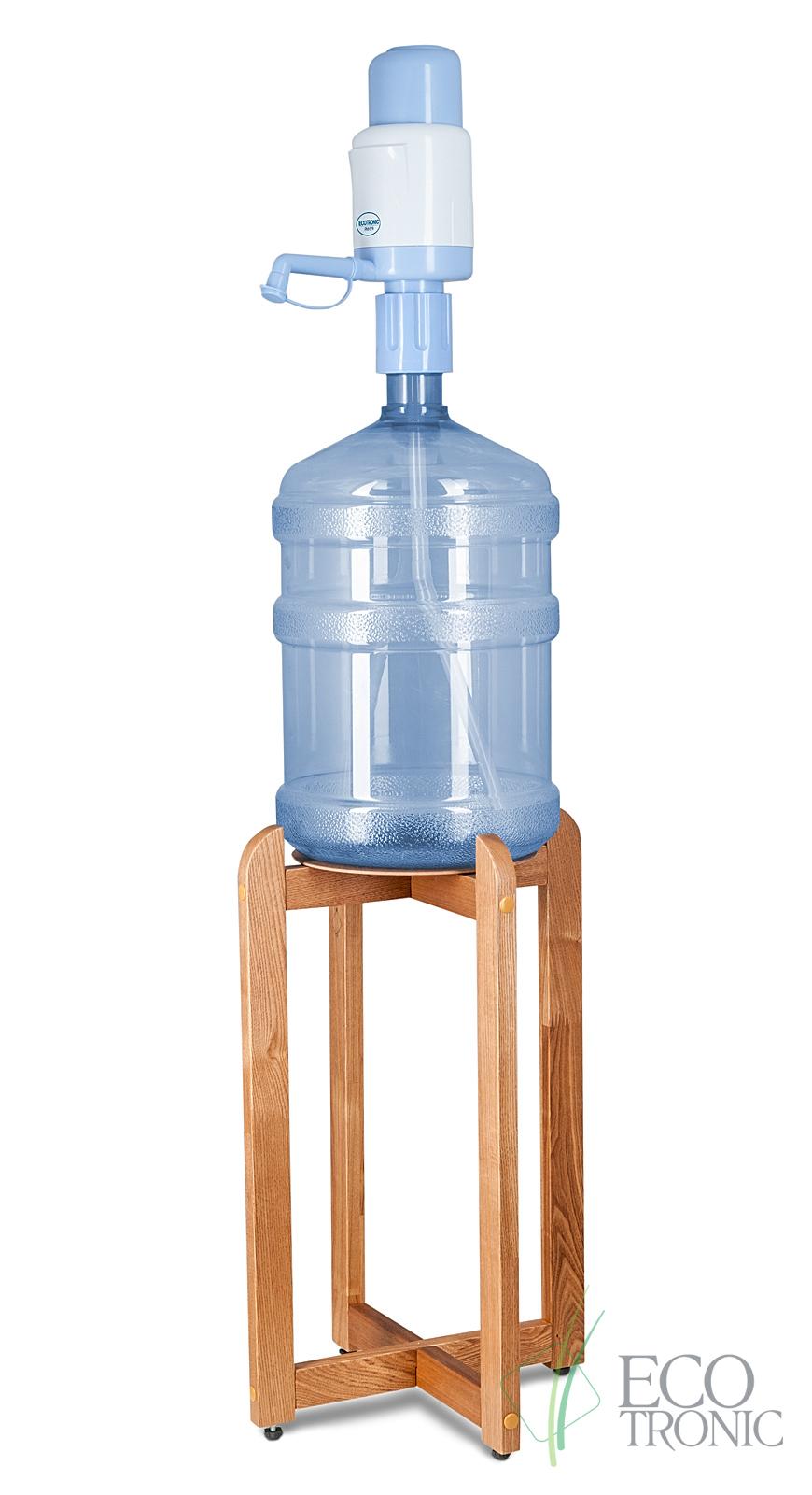 Подставка для воды 19 литров своими руками 21